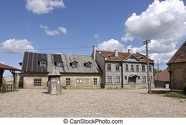 place in Riga in 1919 - Cinevilla Backlot is the only open...