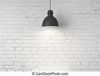 ladrillo, pared