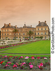 Palais du Luxembourg, Paris, France