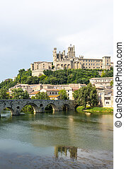 Beziers (France) - Beziers (Herault, Languedoc-Roussillon,...