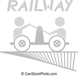 Team railway - Creative design of team railway