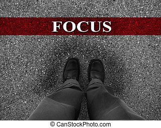 Business Success Through Focus