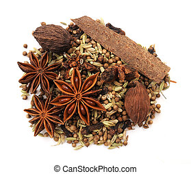 mix of spice Cinnamon