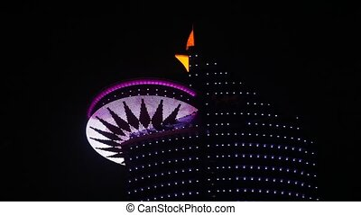 World trade center in Doha - World trade center in Doha...