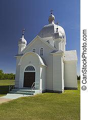 Church on the Prairies
