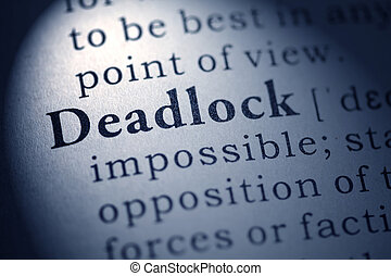 deadlock - Fake Dictionary, Dictionary definition of the...