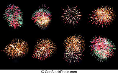 Mix Fireworks or firecracker. - Variety of colors Mix...