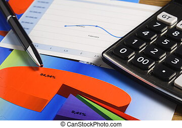 Accounting and Finance - for illustration, Accounting and...