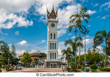 Clock Tower in Bukittinggi