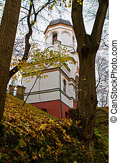 castle XVI ages Ostrog Ukraine - The old-time castle XVI...