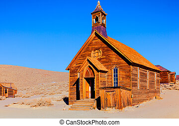 Bodie State Historic Park - Bodie is a ghost town in the...