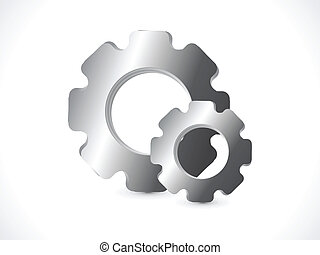 abstract setting icon