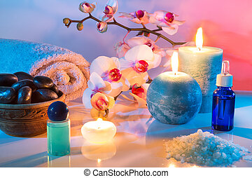 massage and aromatherapy -oil - massage and aromatherapy -...