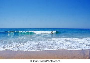 Beach of Algarve, Portugal