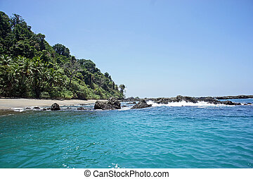 costa rica summer - summer in lovely green costa rica