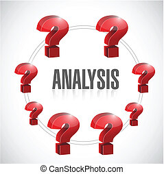 analysis to questions illustration design
