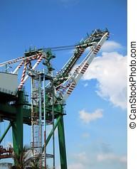 Large Container Crane