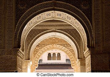 Moorish, arco