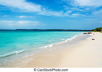 Turquoise Caribbean Water - Stunning turquoise Caribbean...