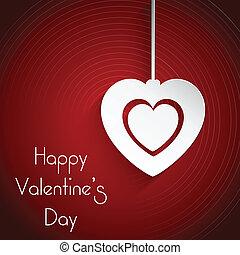 Valentines day background - Decorative Valentines Day...