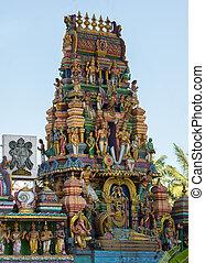 Sree Prasana Lakshmi Venkateshwara Swamy Temple in Bangalore...