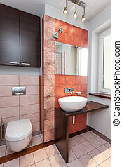 Spacious apartment - Bathroom interior - Spacious apartment...
