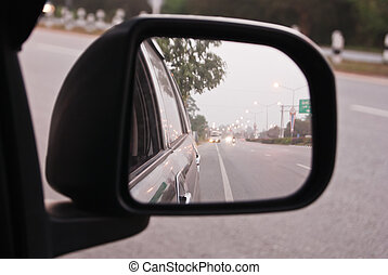 Rearview mirror