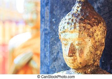 Buddha face