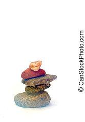 stones, zen concept