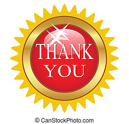 button that says quot;Thanksquot; - button that says Thanks...