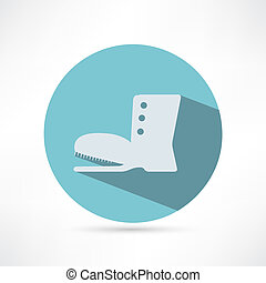 Vector illustration of modern icon