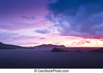 The Sleeping Giant, Dingle, Ireland - The Sleeping Giant,...