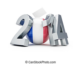 European Parliament elections in France 2014
