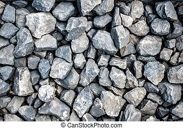 a Gray granite stones background - Gray granite stones...