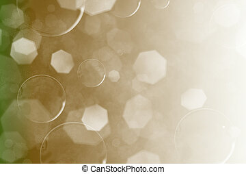 bubbles bokeh dots gradient background for compositions
