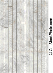 white painted wood tiles floor background