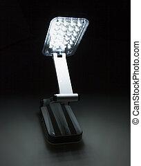 Led Light - Flexible led Light, lit in the darkness