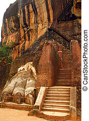 The Lion Mountain - Lion Mountain is a famous rock fortress...