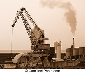 Industrial Revolution - Industrial revolution - cran on an...
