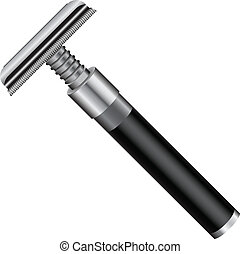 Razor - Vintage razor classic look for cosmetic purposes....