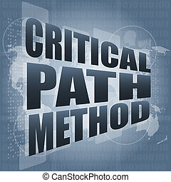 mappa, schermo, critico, parole, digitale, mondo, percorso,...