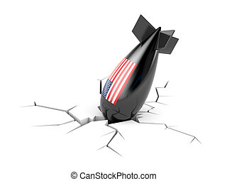 EUA, bombardeio