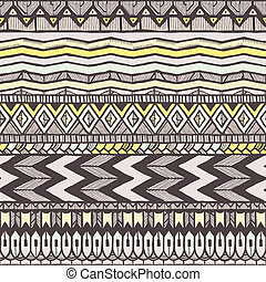 Ethnic seamless pattern Abstract background EPS 8 vector...