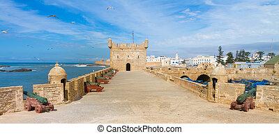 Essaouira - Magador, Marrakech, Morocco. - Essaouira is a...