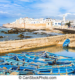 Essaouira - Magador, Marrakech, Morocco. - Essaouira is a...