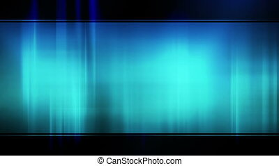 Blue Hues Abstract Frame Loop - HD Blue Hues Abstract Frame...
