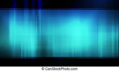 Blue Hues Abstract Frame Loop - HD Blue Hues Abstract Frame...