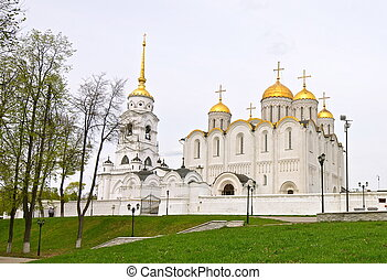 Dormition Cathedral in Russia - Dormition Cathedral in...