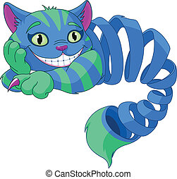 Disappearing Cheshire Cat - Disappearing Cheshire Cat...