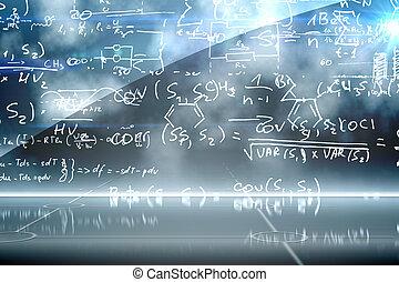matemáticas, ecuación, Plano de fondo